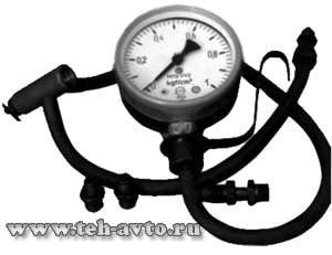 527Б Прибор для проверки бензонасосов
