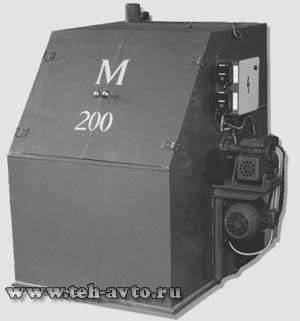 М-200 Установка моечная для мойки деталей массой до 300 кг.